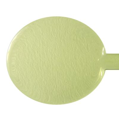Effetre Pale Apple Green Transparent Rod