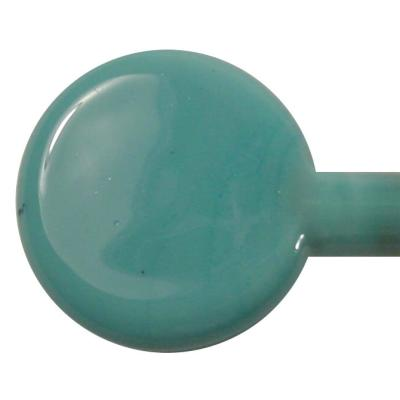Effetre Light Turquoise Opaque Rod