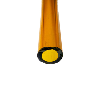 12mm Borosilicate Amber Tube