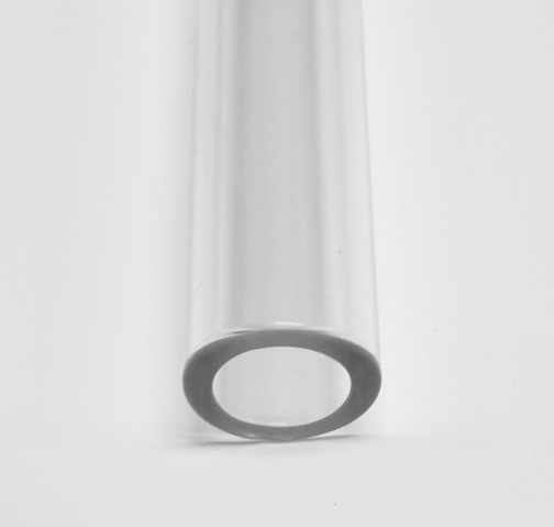 16mm 2.5 Borosilicate Clear Tube - Click Image to Close