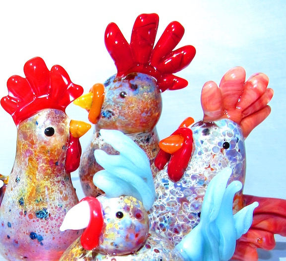 Hot Spot - Chickens