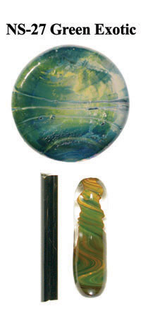 NS Green Exotic - Click Image to Close