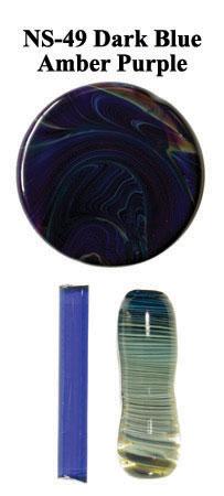 NS Dark Blue Amber Purple - Click Image to Close