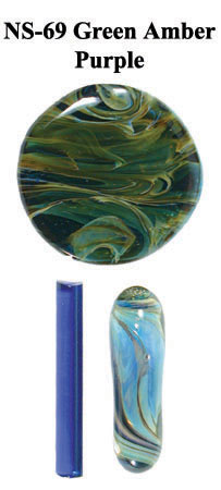 NS Green Amber Purple - Click Image to Close