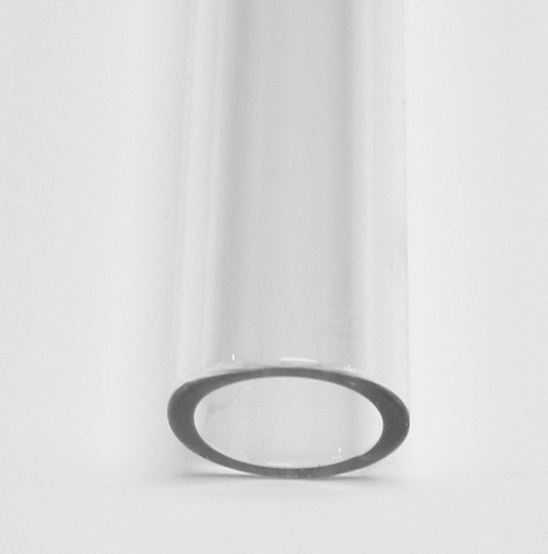 16mm 1.8 Borosilicate Tube - Click Image to Close