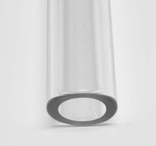 19mm 3.2 Borosilicate Clear Tube - Click Image to Close
